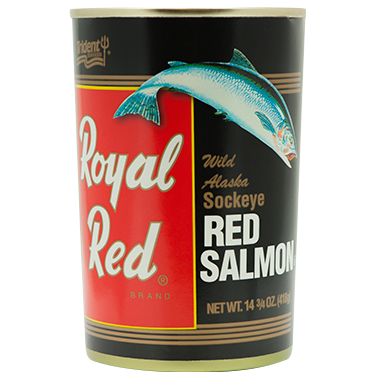 Royal Red® Red (Sockeye) Salmon 14.75 oz