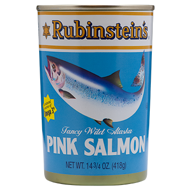 Rubinstein's® Pink Salmon 12/14.75 oz