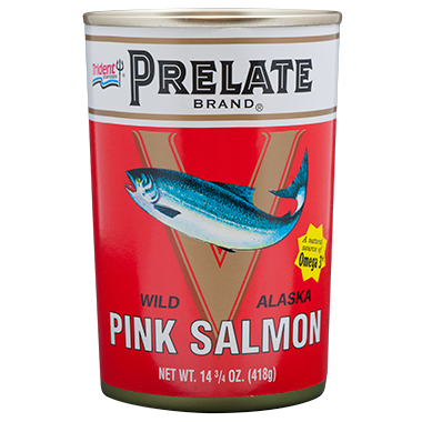 Prelate® Pink Salmon 24/14.75 oz