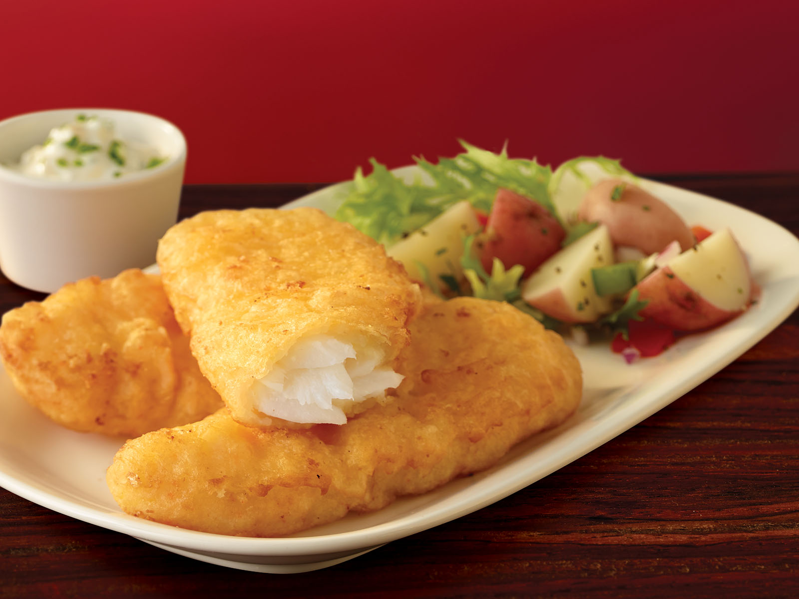 Trident Seafoods® PubHouse® Battered Cod 12 oz