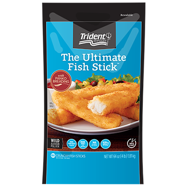 Trident Seafoods® The Ultimate Fish Stick™ 4 lb