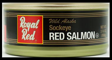 Royal Red®  Red (Sockeye) Salmon 3.75 oz