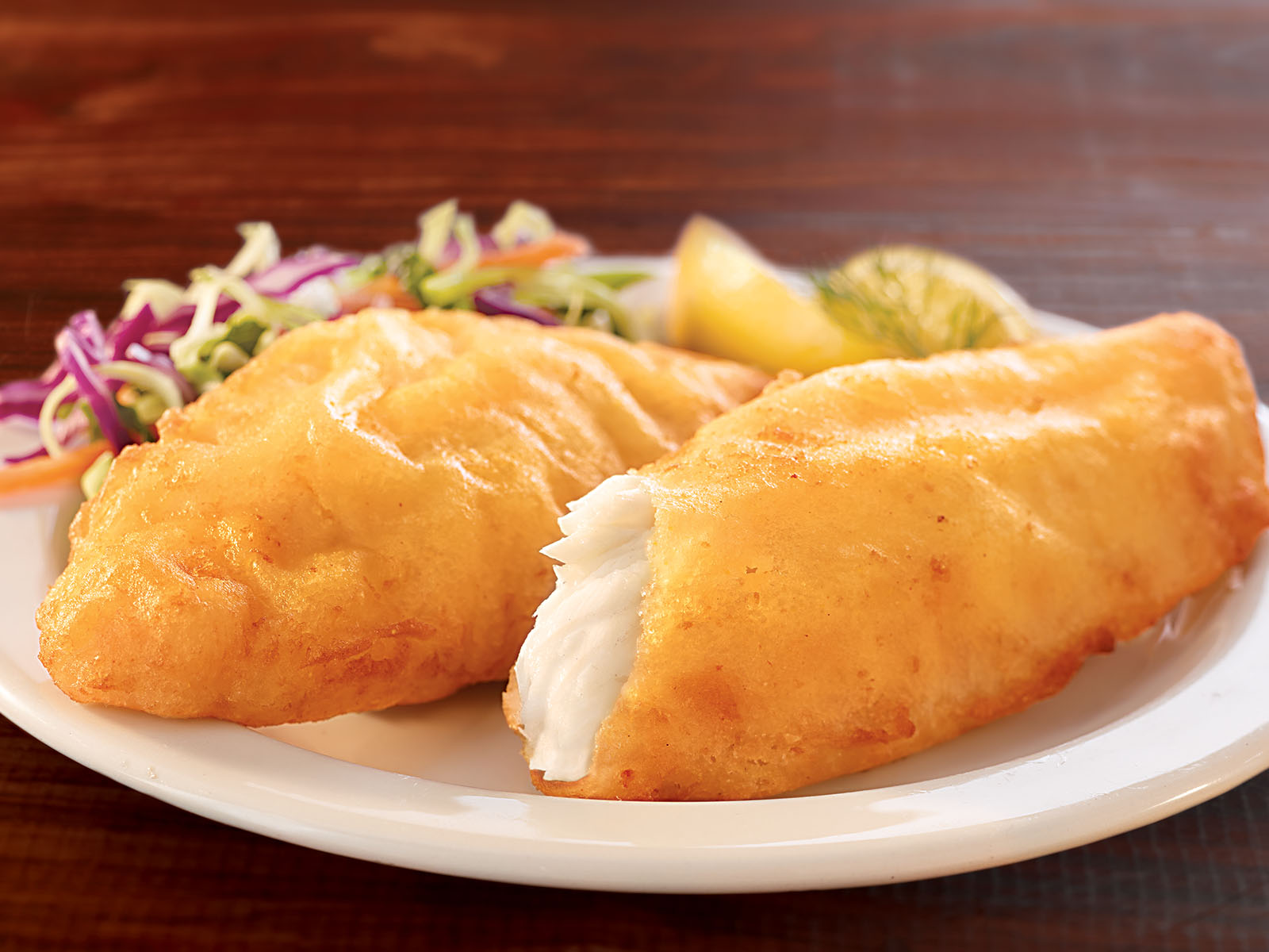 Trident Seafoods® Beer Battered Cod 2.5 lb