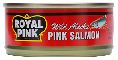 Royal Pink® Pink Salmon 12/3.75 oz