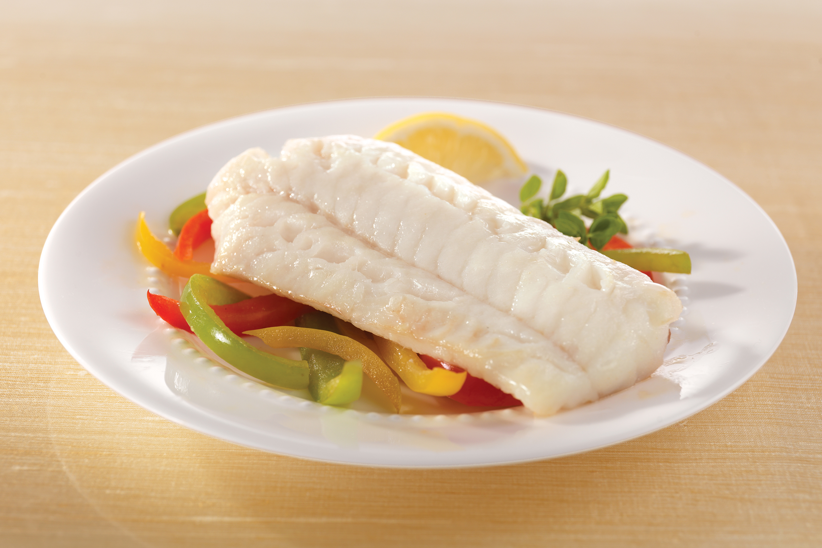 Alaska Cod Loin Portions 5 oz IQF (1/10LB) 418419