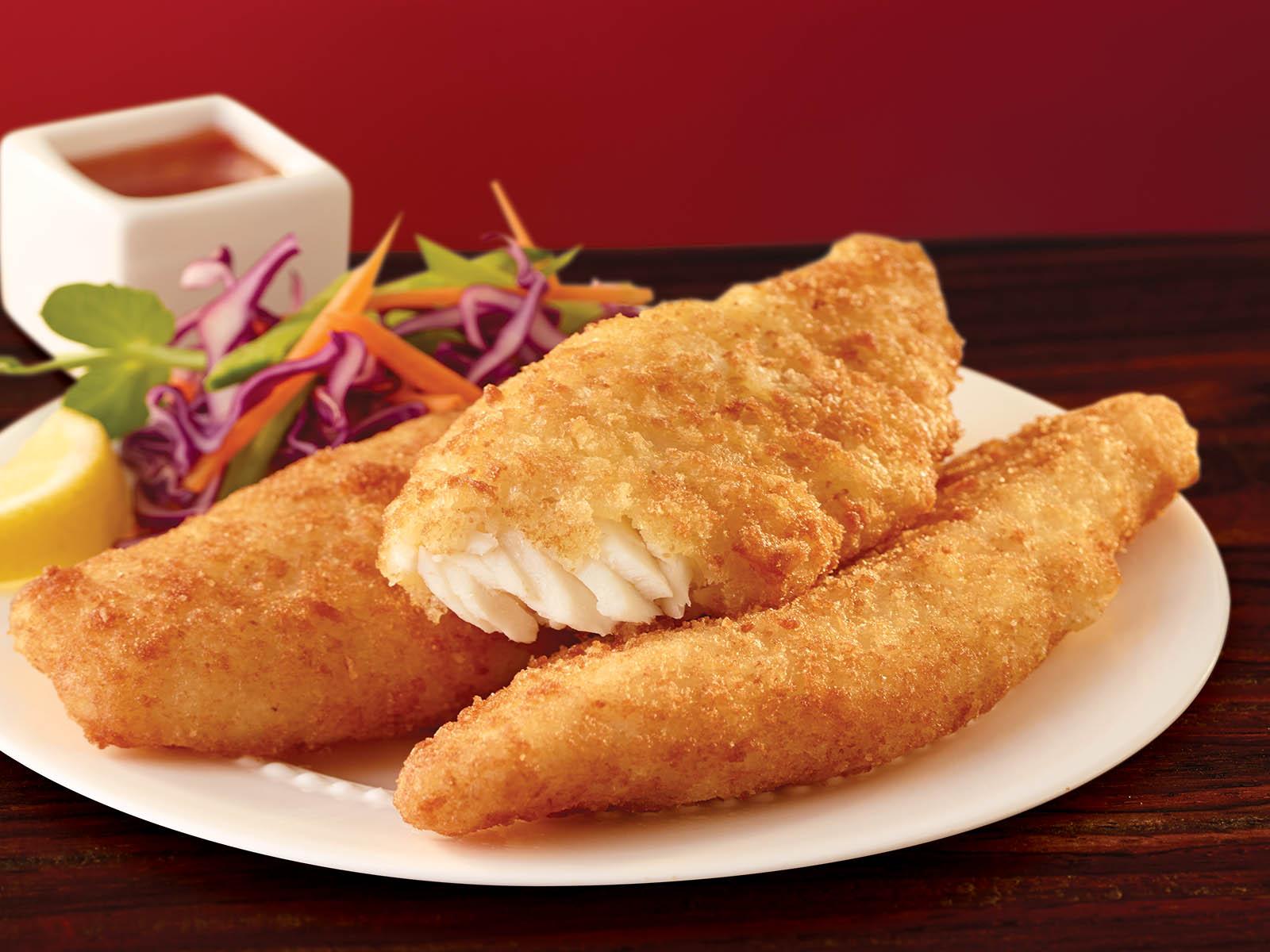 Trident Seafoods® Panko Breaded Tilapia 12 oz