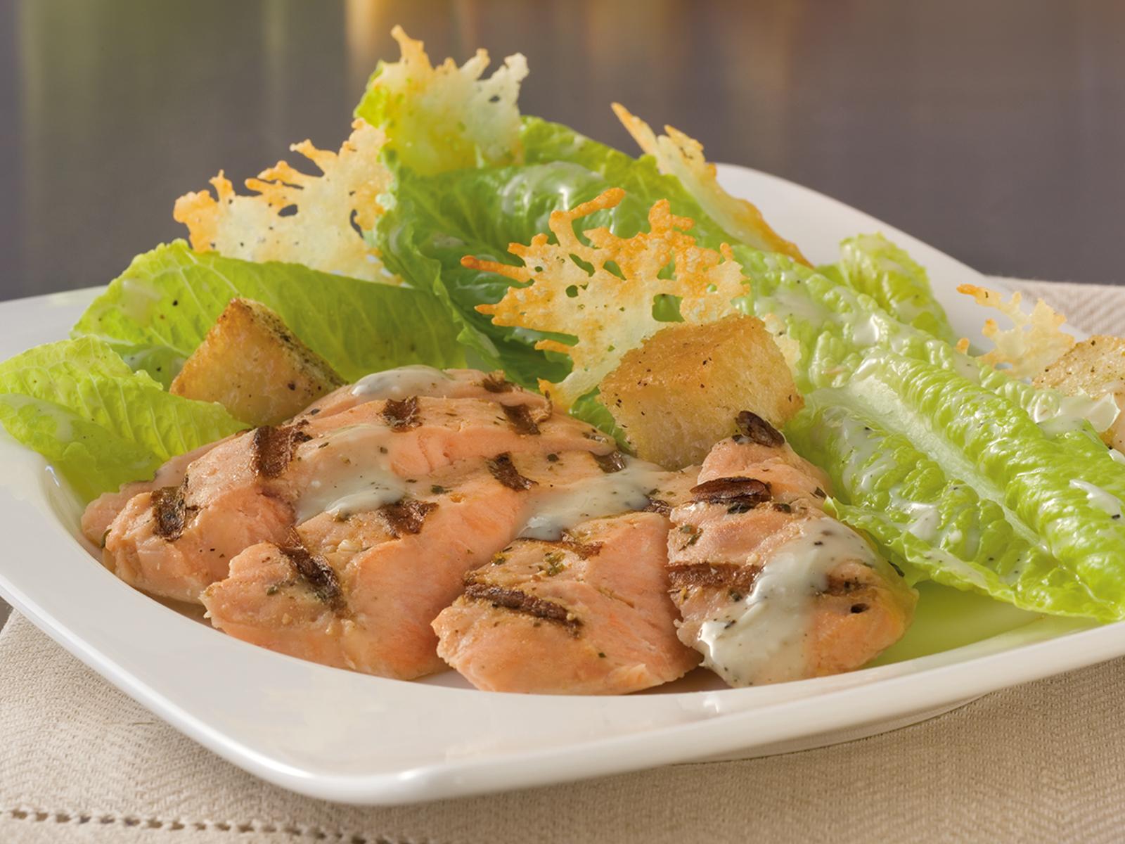 Redi Grilled™ Alaskan Salmon 4oz Vac Pac 410337