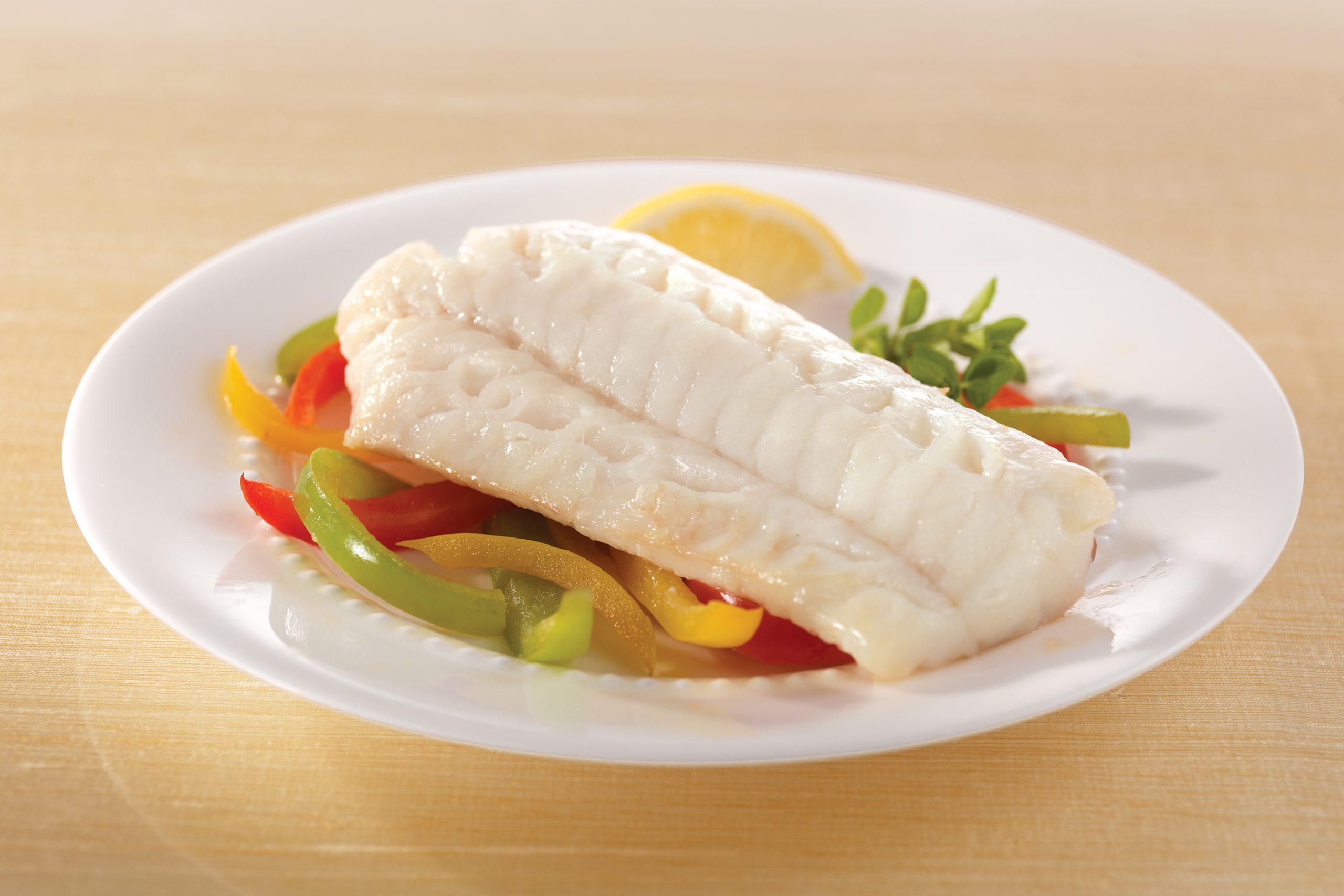 Alaska Cod Loin Portions 3 oz IQF (1/10LB) 413991