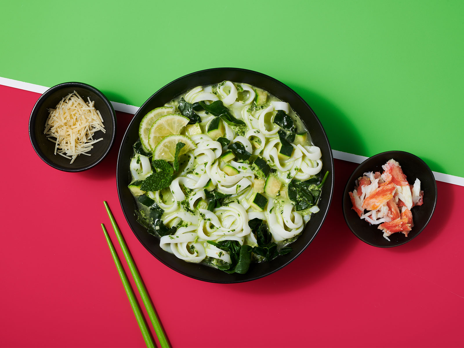 Super Greens 10g Protein Noodles™ Soup