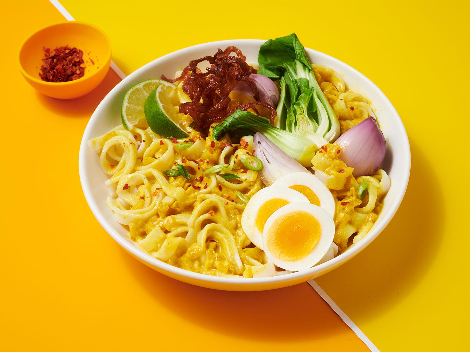 Burmese Coconut 10g Protein Noodles™
