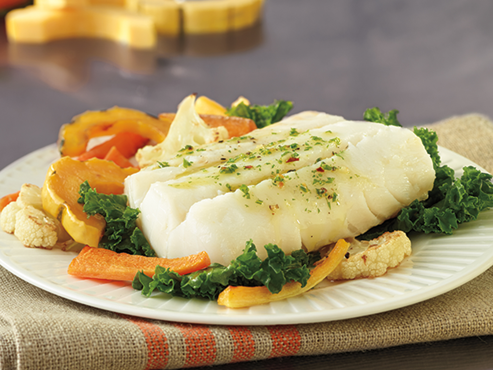 Cod Fillets 16-32 oz Shatter Pack, Skinless, Boneless (3/15 lb) 442453
