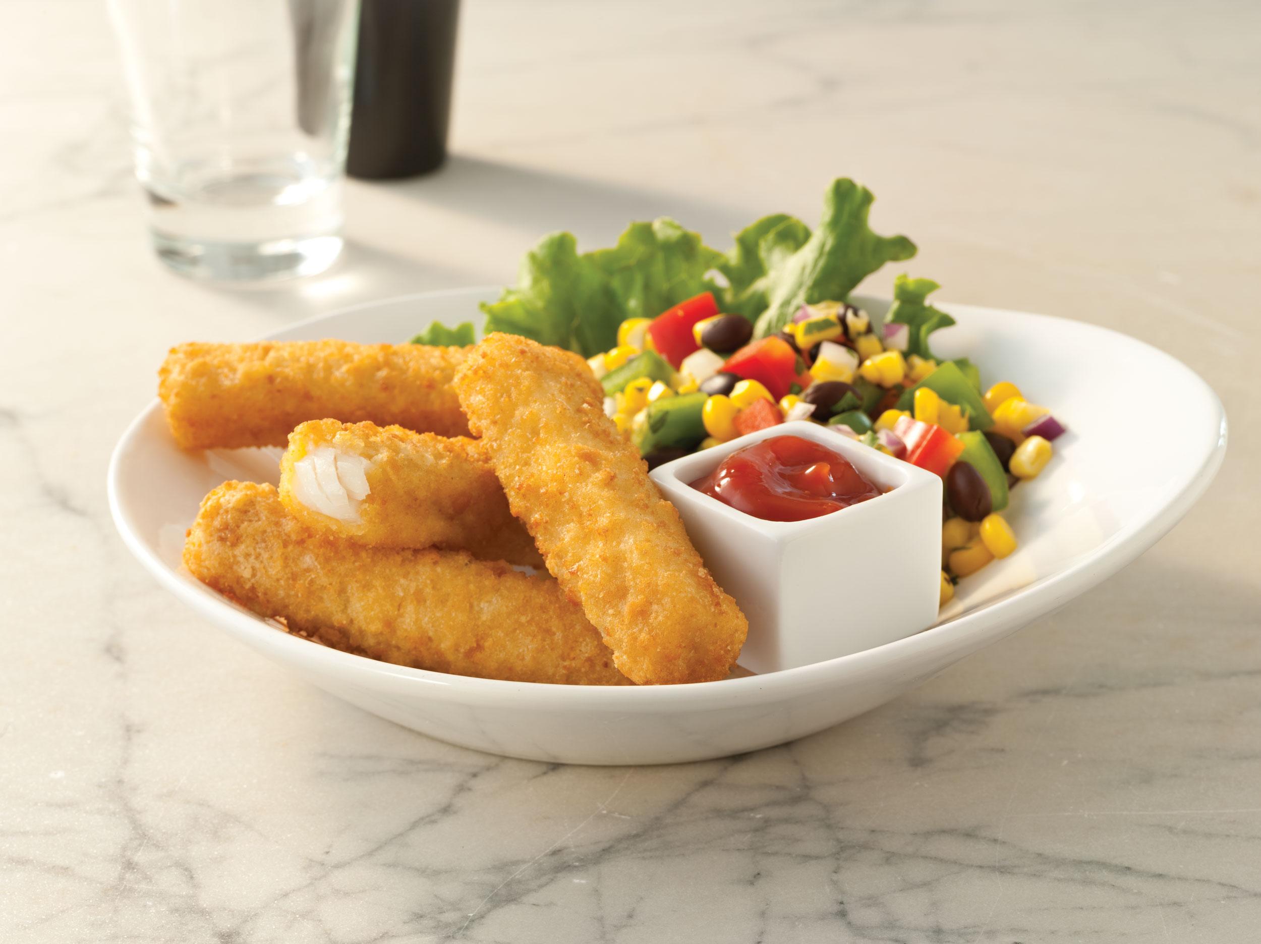 Trident Seafoods® The Bigger, Better Alaskan Fish Stick (3LB)