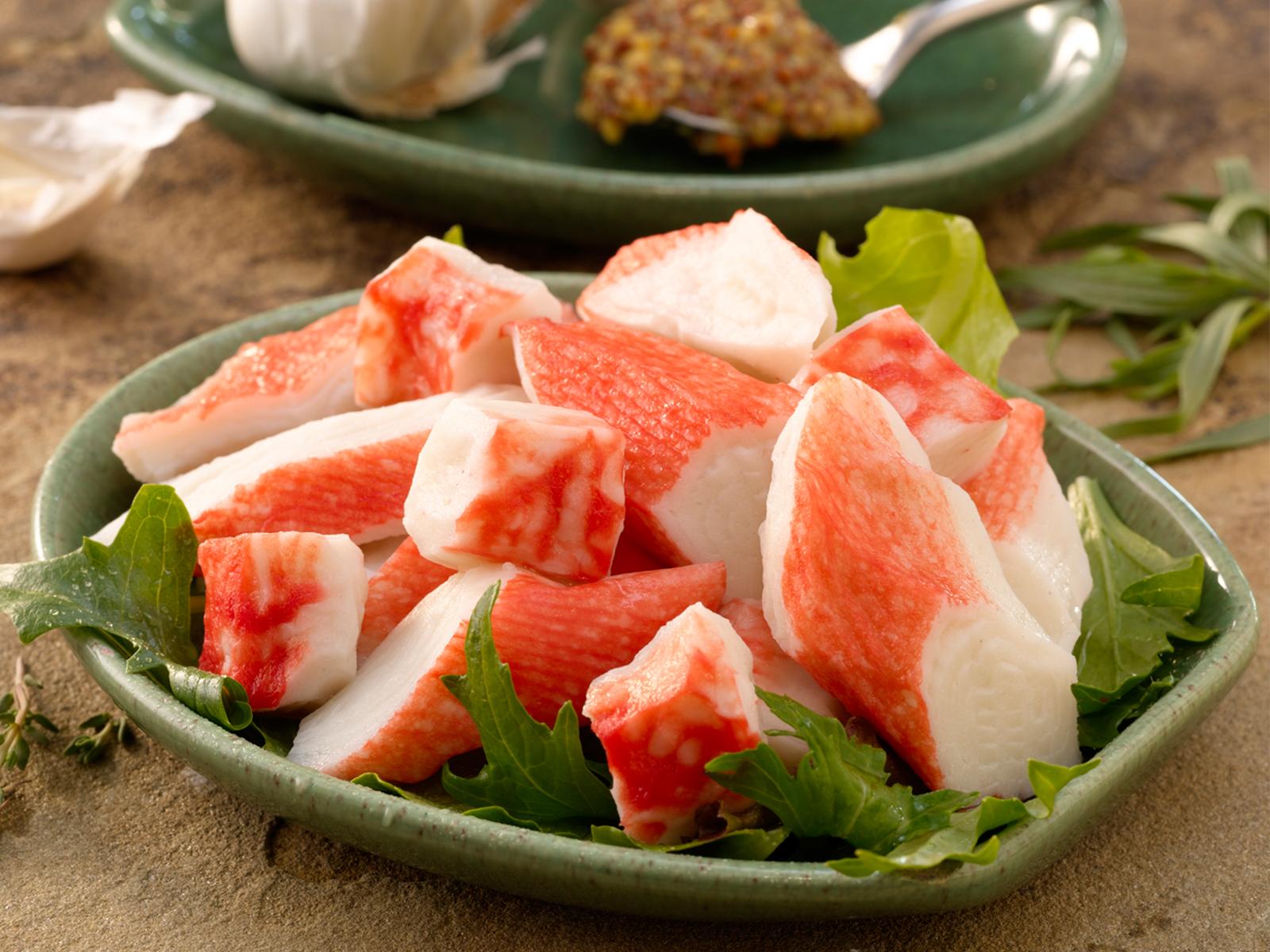 Leg-A-Sea Salad Style (4/2.5 lbs.) 421124