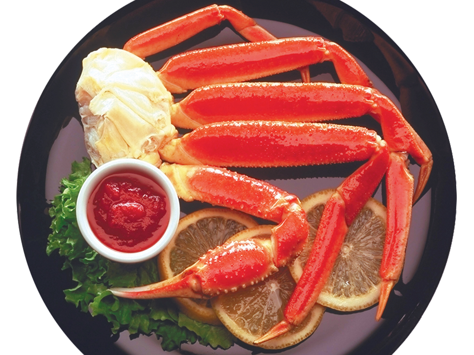 Snow Crab 5-8oz Sections A (1/45 lb) 410984
