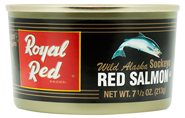 Royal Red® Red (Sockeye) Salmon 24/7.5 oz