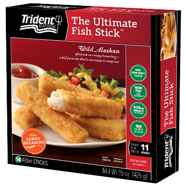 Trident Seafoods® The Ultimate Fish Stick™ 15 oz