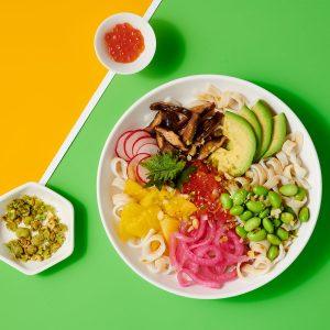 10g Protein Noodles™ Poke Bowl