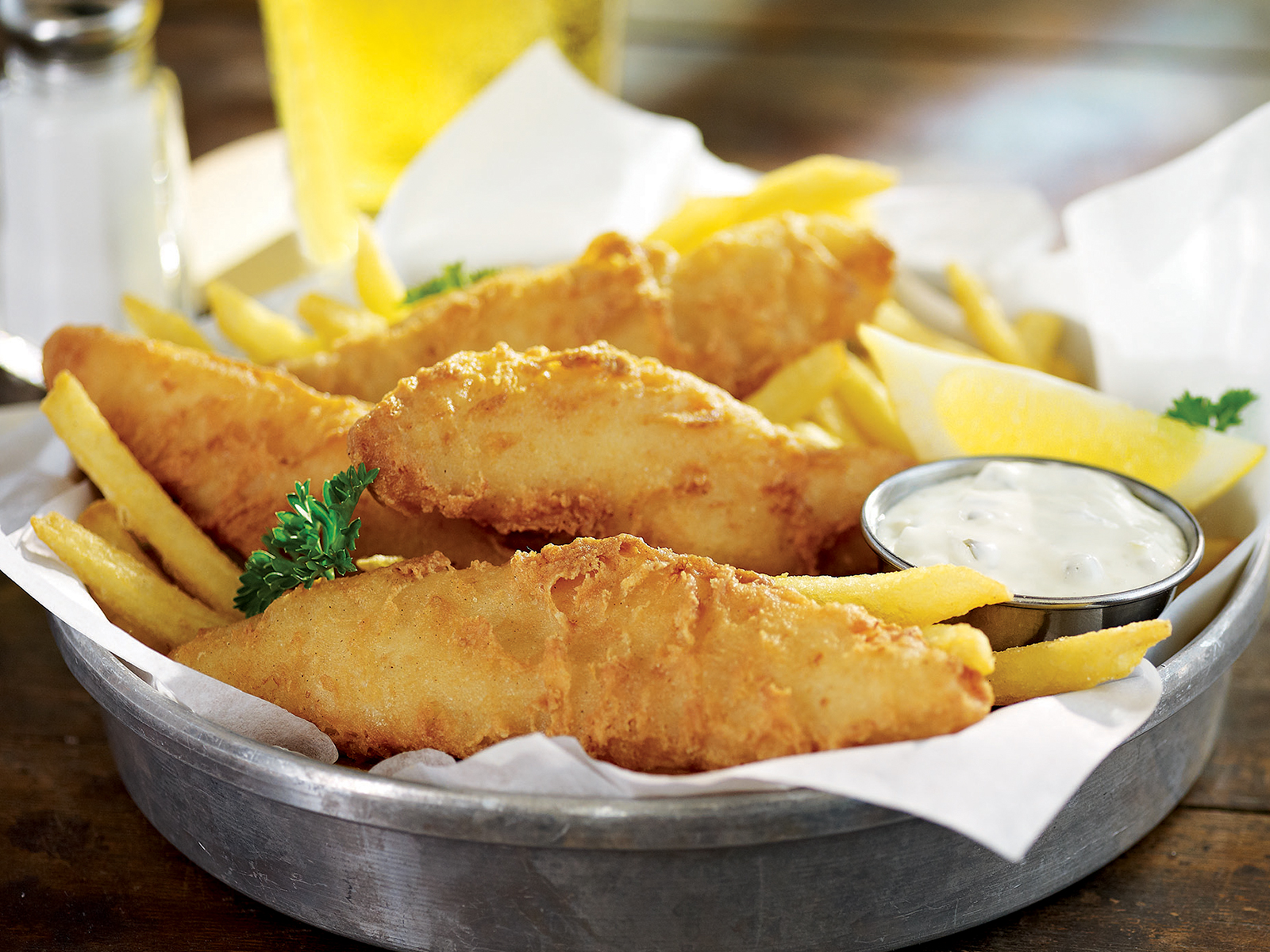 Pubhouse® Golden Ale Beer Battered Cod 4oz (1-10 lb) 418442