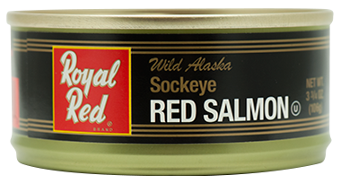 Royal Red® Red (Sockeye) Salmon 12/3.75 oz
