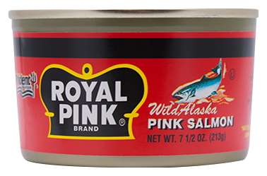 Royal Pink® Pink Salmon 12/7.5 oz