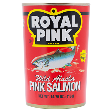 Royal Pink® Pink Salmon 12/14.75 oz