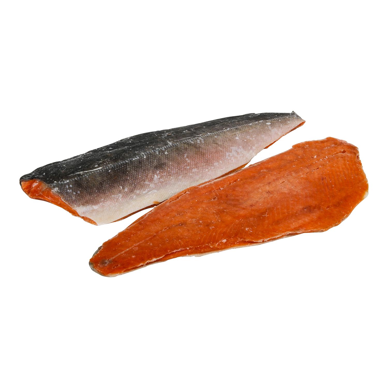 Sockeye Salmon Sides Skin-on, PBO 1-3 lb (1/20 lb) 421913