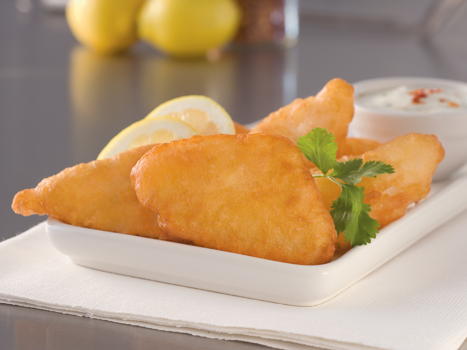 PubHouse® Battered Cod 1-2 oz. (1/10 lb) 491153