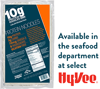 Trident Seafoods® 10g™ Protein Noodles 2.5lb