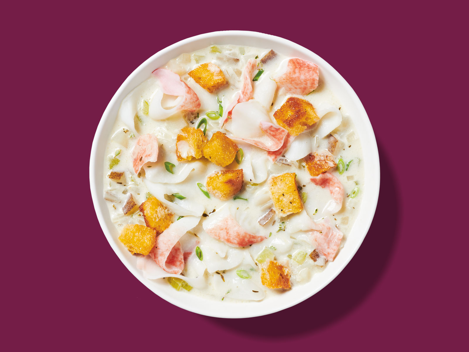 SEA LEGS® New England Surimi Chowder