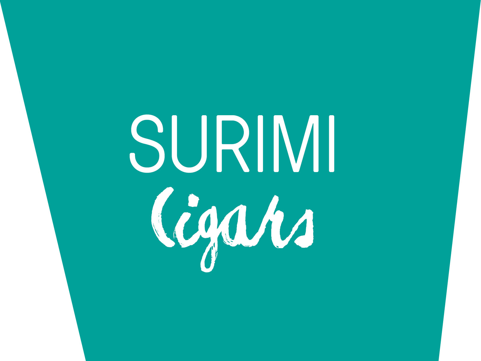 SEA LEGS® Surimi Cigars