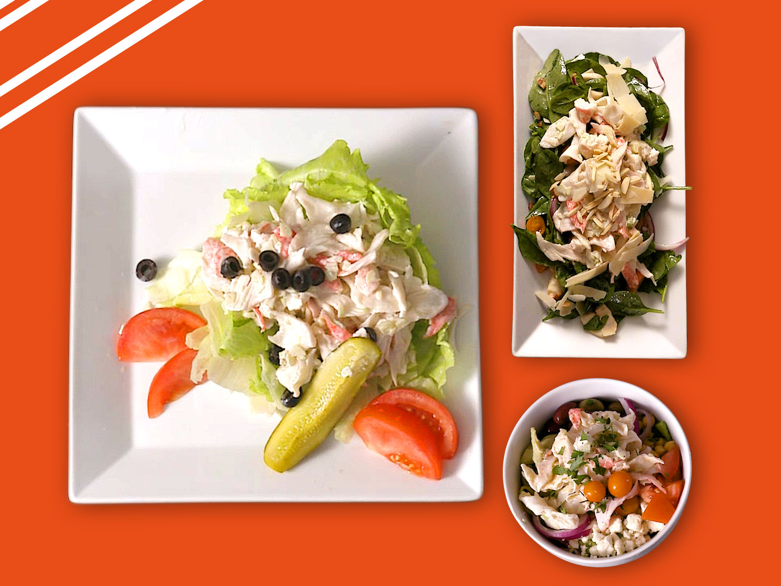 Sea Shells® Seafood Salad
