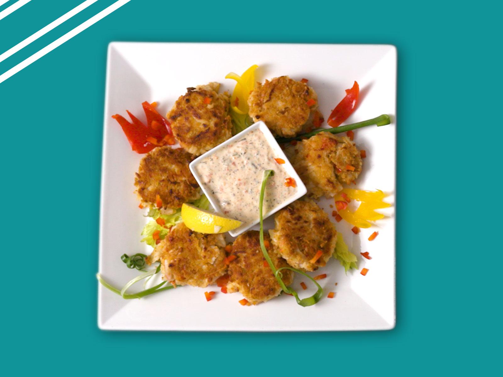 Sea Shells® Crab Cakes